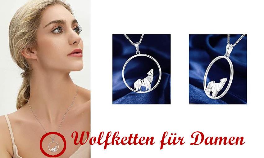 Wolf Ketten für Damen