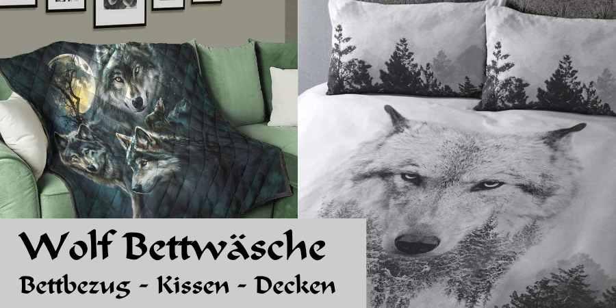 Wolf Bettwaesche